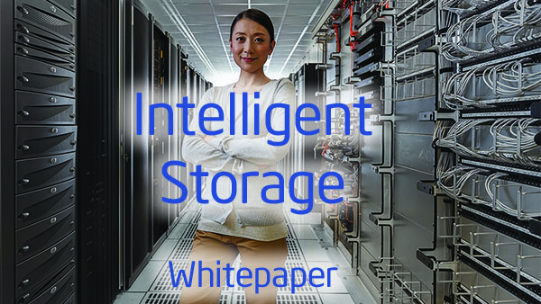 Gain A Business Advantage with Scale-out Storage