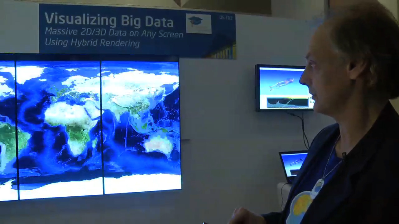 Research@Intel 2013: Visualizing Big Data