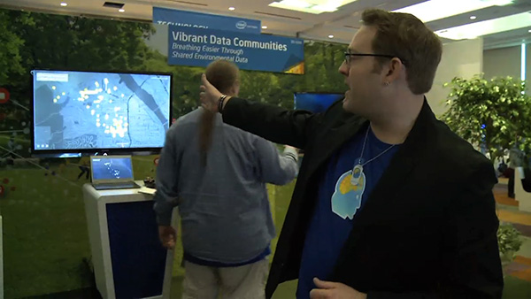 Research@Intel 2013: Data Society
