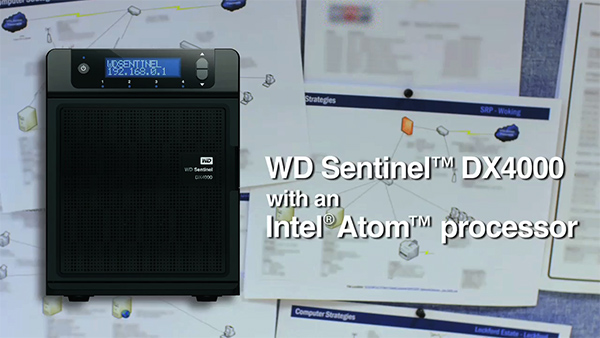 WD Sentinel DX4000 Case Study: Computer Strategies