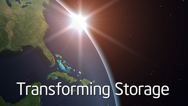 Transforming Storage: Intelligent Storage, Secure Data