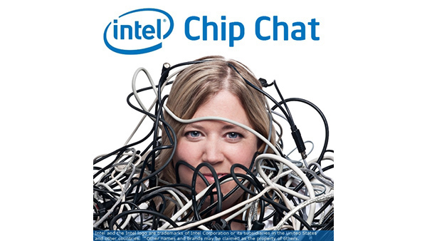 Using SSDs to Speed Database Performance – Intel Chip Chat – Episode 278