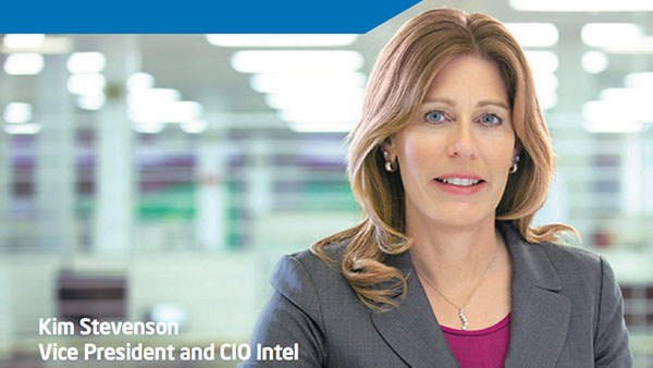 Transforming IT (and Intel): A pyramid of change for IT leaders