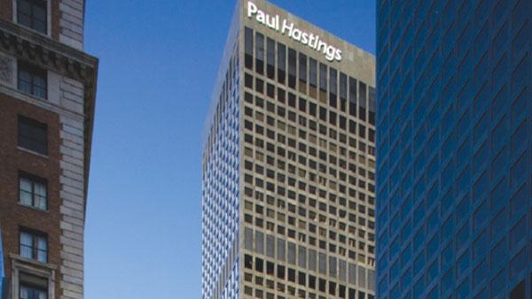 Paul Hastings: Resetting the Bar
