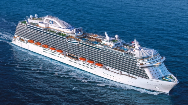 Princess Cruises: Streamlining Remote Management for a Large Fleet of PCs