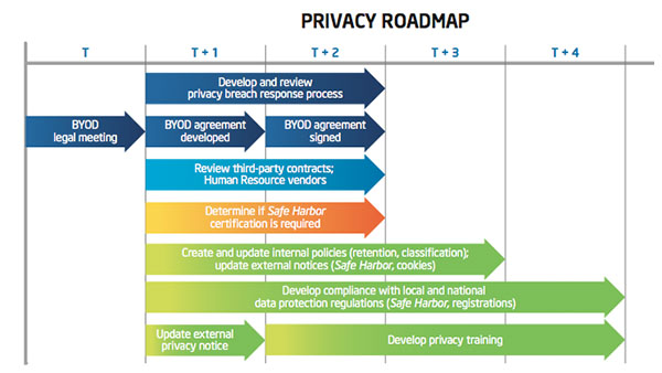 IT Best Practices: Managing Privacy Risk with a Standalone Subsidiary