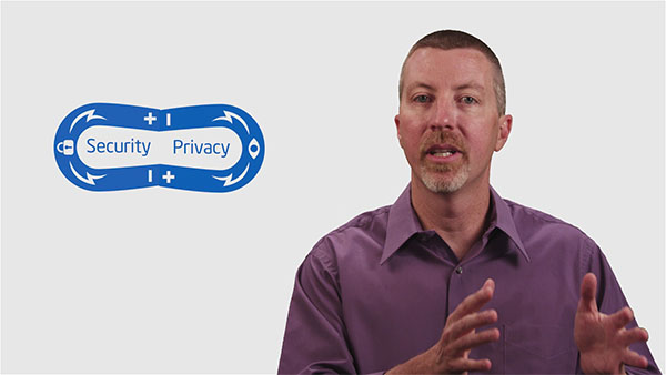 IT Best Practices: The Polarity of Security and Privacy