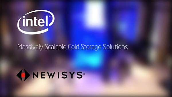 Storage Servers from Newisys Using New Intel Atom C2000 family of Processors