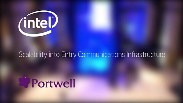 High Scalability with Low Power Consumption Delivered by Portwell's Network Security Appliances